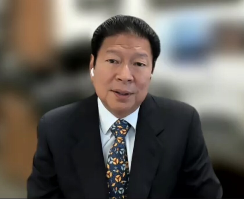 Dr. Jerold Chun says lifestyle changes, including exercise, can help prevent Alzheimer's disease.