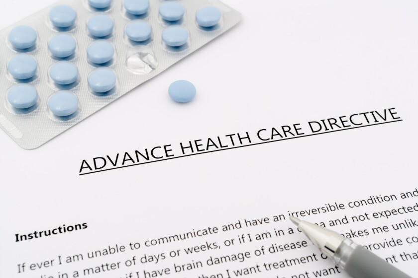 AARP provides printable forms and instructions for doing a California Advance Health Care Directive online.