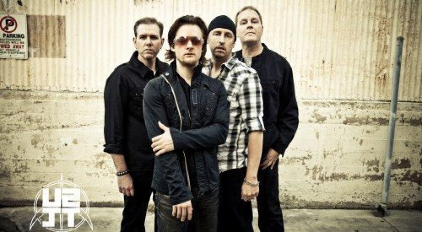 U2 tribute band Joshua Tree