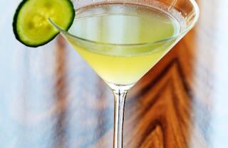 Mixology 619: Cucumber Stiletto from STK