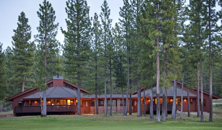 Nakoma Golf Resort & Spa villas