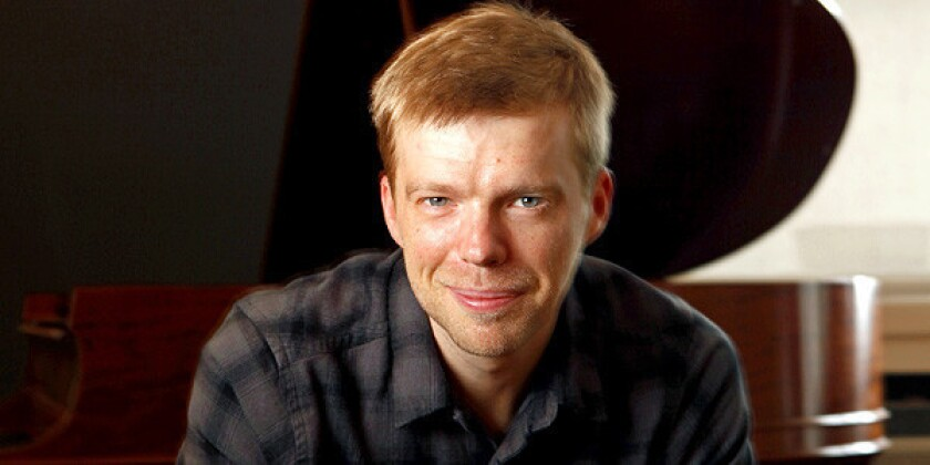 Andrew Norman is the Los Angeles Chamber Orchestra composer¿in¿residence.