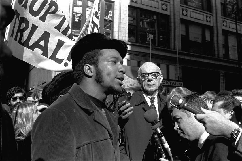 Black Panther Fred Hampton in 1969
