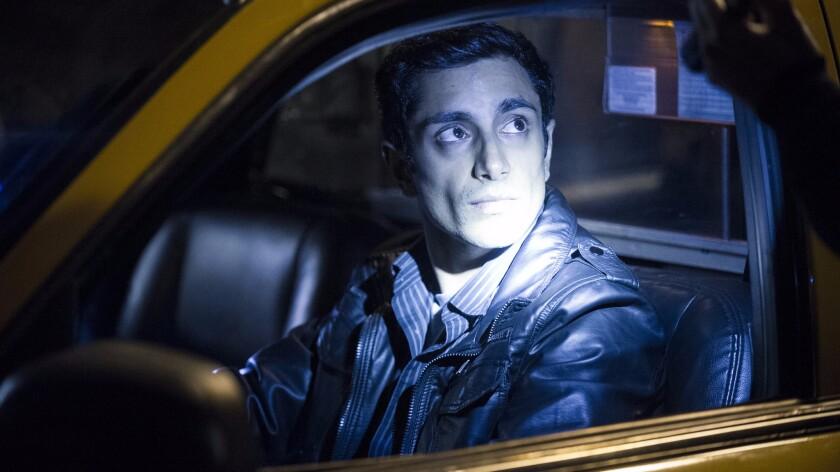 "Riz Ahmed as Nasir Khanin HBO series ""The Night Of."""