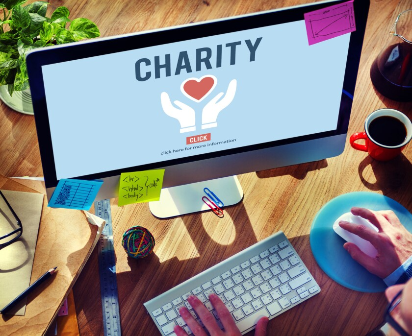 Keep an acknowledgement from the charity showing that it received your contribution.