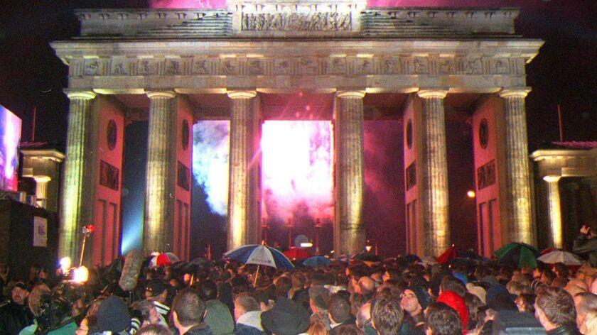 Anniversary bash in Berlin