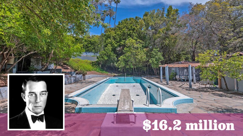 Hot Property | Buster Keaton Estate