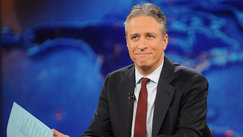 "Jon Stewart is set to depart Comedy Central's ""The Daily Show."""