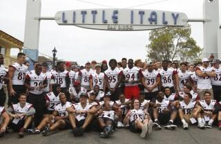 Rocky Longs takes Aztecs to Italy (Little Italy)