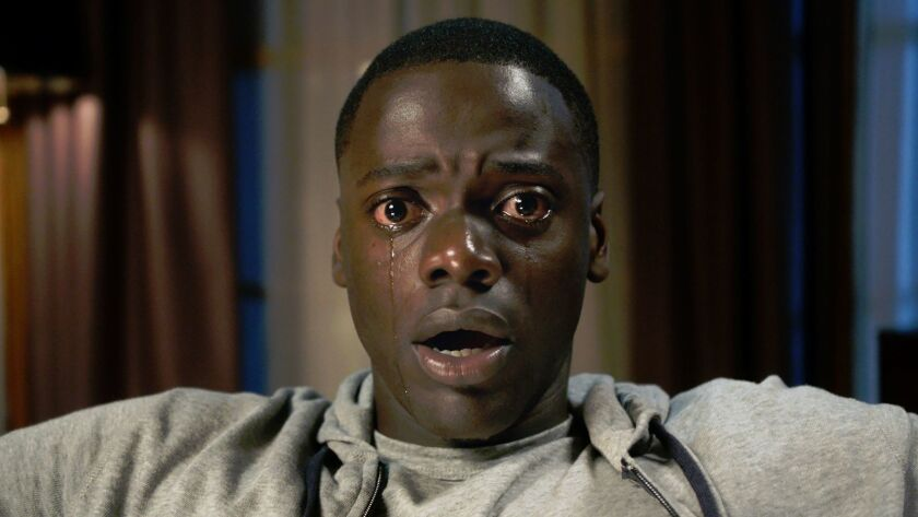 "Daniel Kaluuya in Jordan Peele's ""Get Out."""