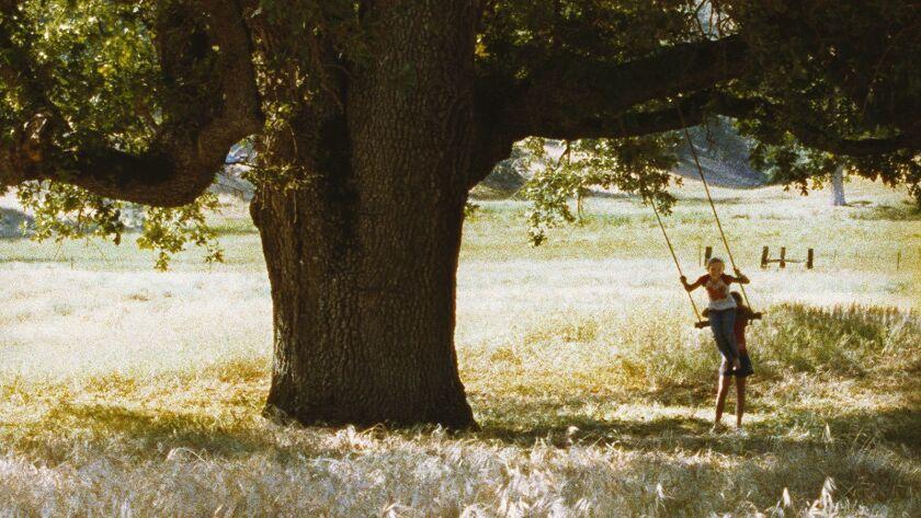 "A still from artist Sharon Lockhart's 2005 ""Pine Flat,"" screening Saturday at REDCAT in downtown L.A."