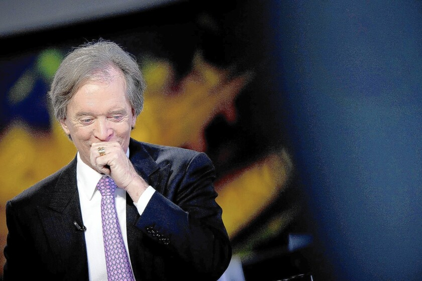 Bill Gross, who had helped get Pacific Investment Management Co. started in 1971, bailed out abruptly last month to join Janus Capital Group.