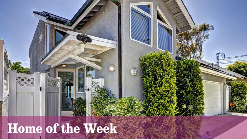Home of the Week   San Pedro