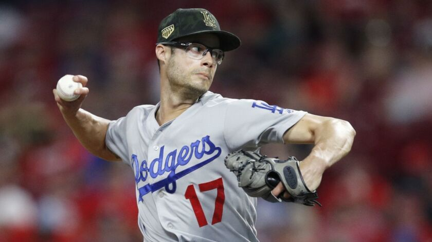 Dodgers reliever Joe Kelly says he'll be ready for the playoffs but might not be 100%.
