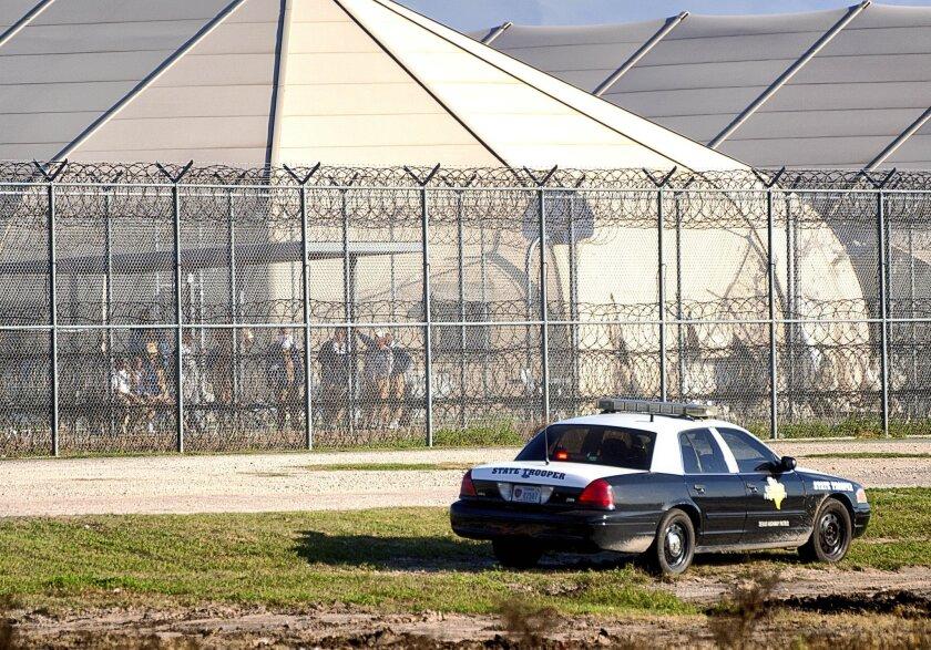 APphoto_Prison Disturbance Texas