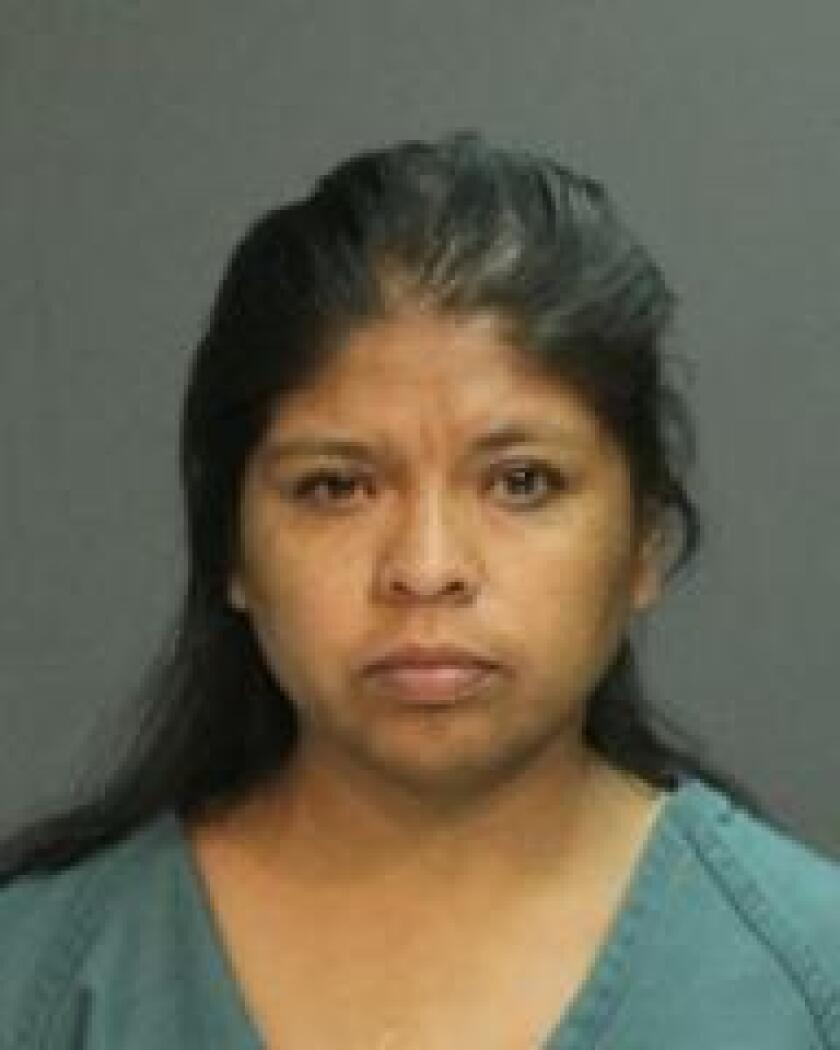 Antonia Benitez is charged with abusing her 4-year-old daughter who weighed just 18 pounds, police say.