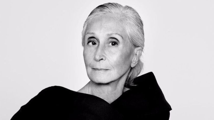 Choreographer Twyla Tharp pays little heed to her legacy.
