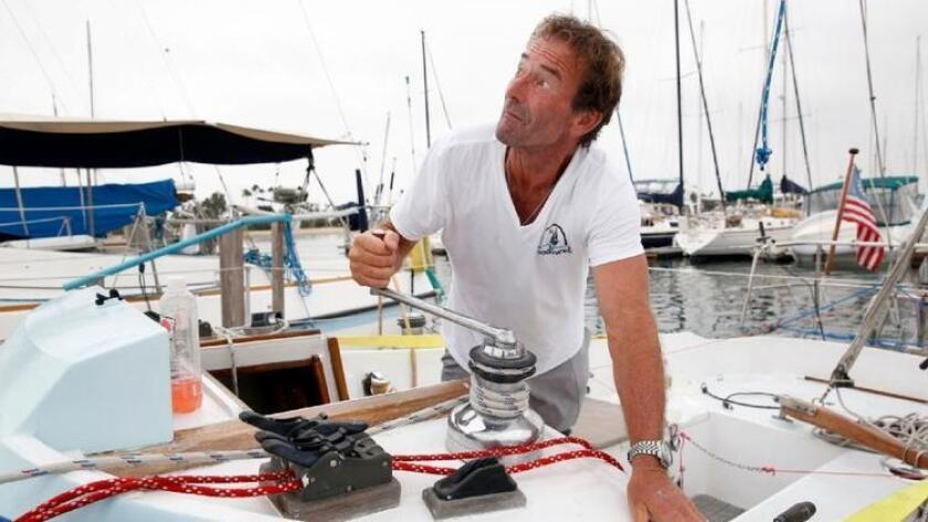 Rancho Santa Fe sailor who survived horrific wreck sets off on solo