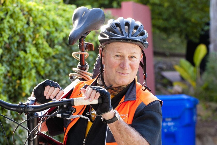 Doug David, 64, of La Jolla
