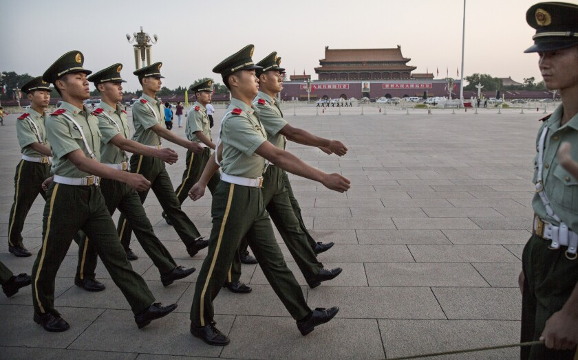 Tiananmem Square