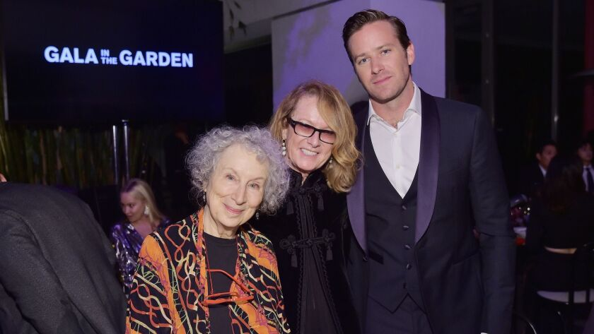 Hammer Museum 16th Annual Gala In The Garden With Generous Support From South Coast Plaza