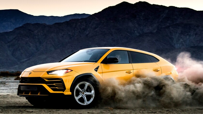 Lamborghini Made The Worlds Fastest Suv And It Kinda