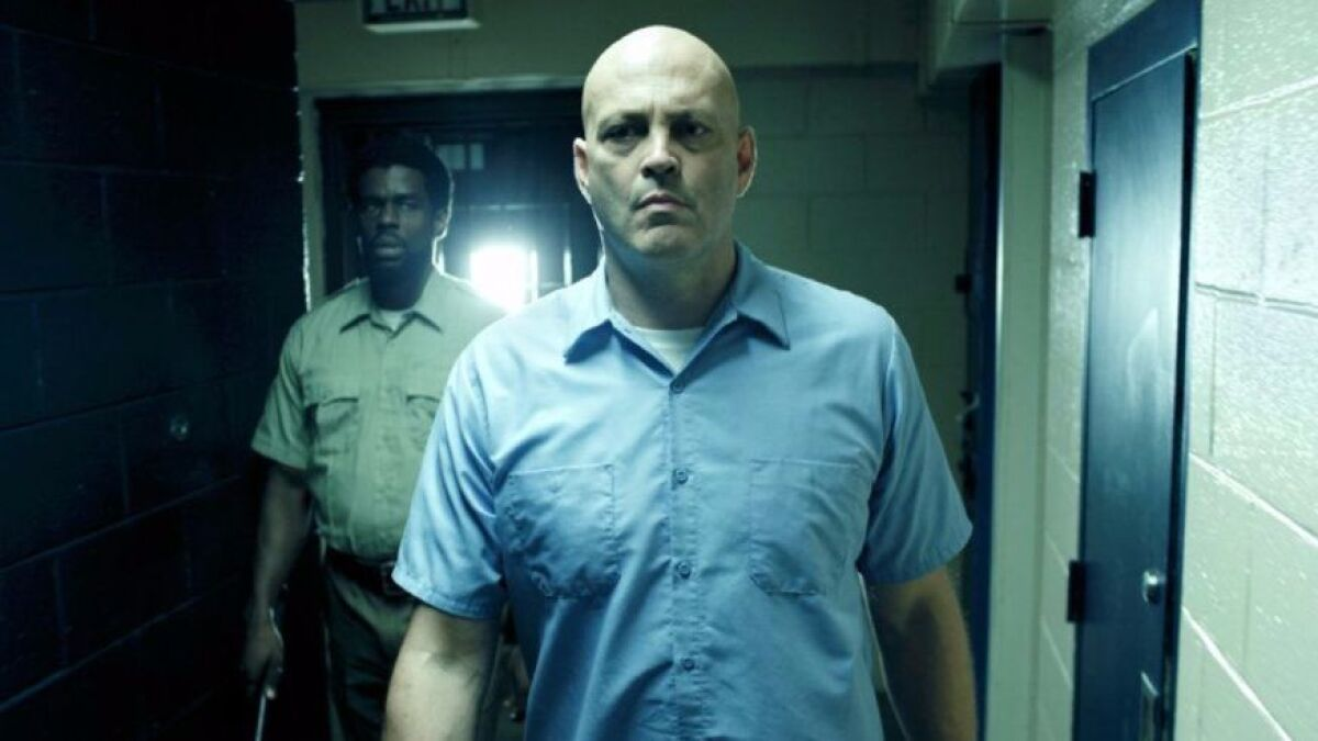 Vince Vaughn Is A Beast Like You Ve Never Seen Him Before In Brawl In Cell Block 99 Los Angeles Times