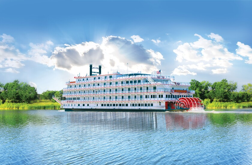 American Cruise Lines riverboat