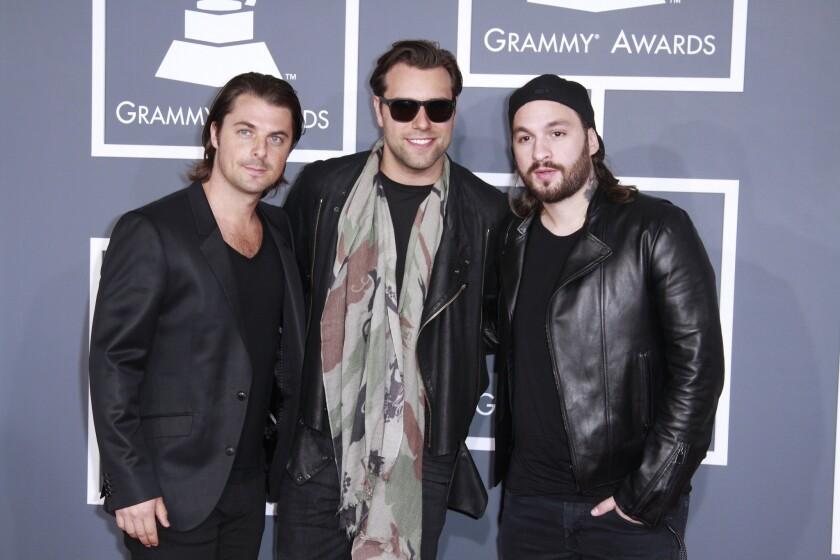 Live review: Swedish House Mafia's Masquerade Motel