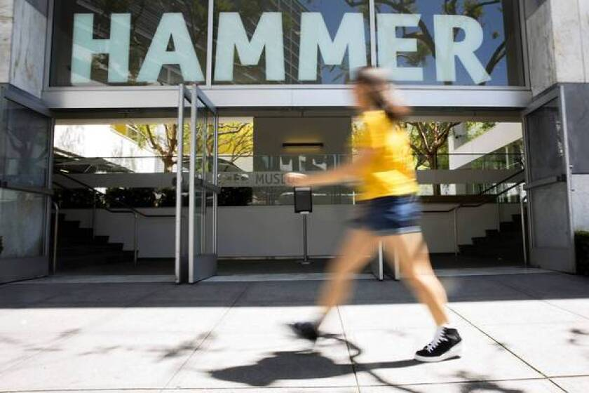 Hammer Museum has announced admission will be free starting in February 2014