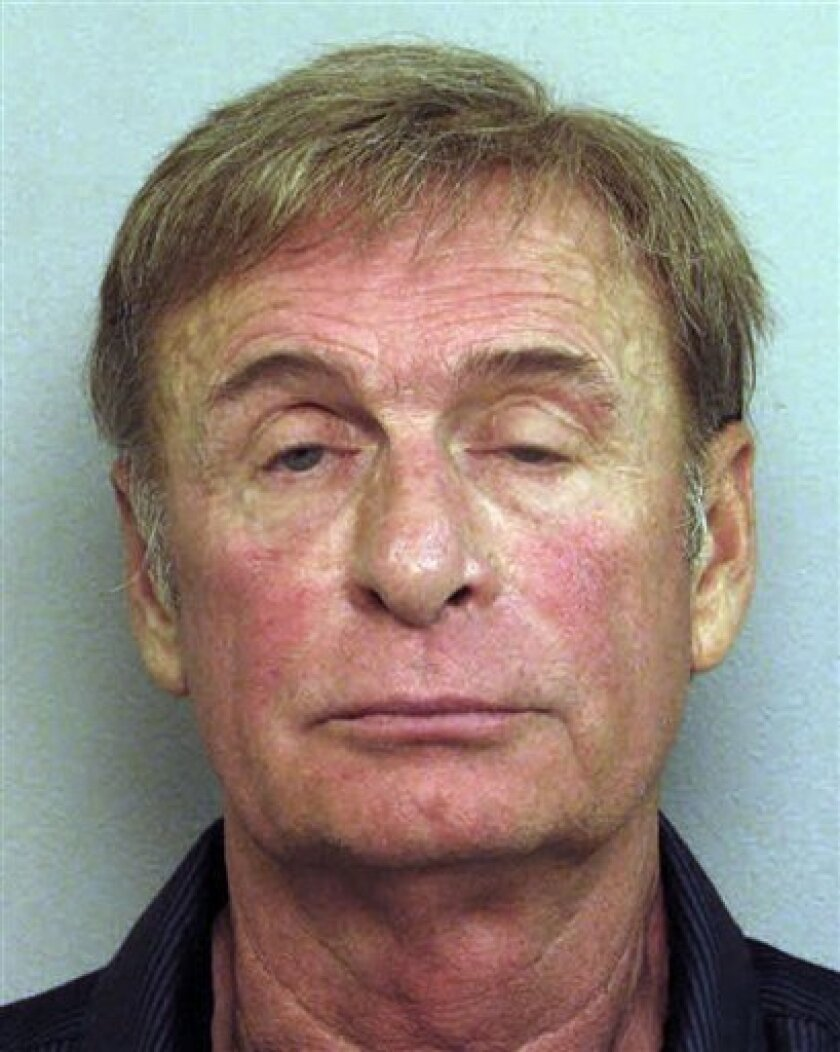 This booking photo released by the Metropolitan Nashville Police shows state Rep. Curry Todd, R-Collierville, who was arrested late Tuesday, Oct. 11, 2011, on charges of drunken driving and possession of a gun while under the influence. Todd was a main sponsor of a Tennessee law to allow people with handgun carry permits to bring their guns into bars and restaurants that serve alcohol. (AP Photo/Metropolitan Nashville Police)