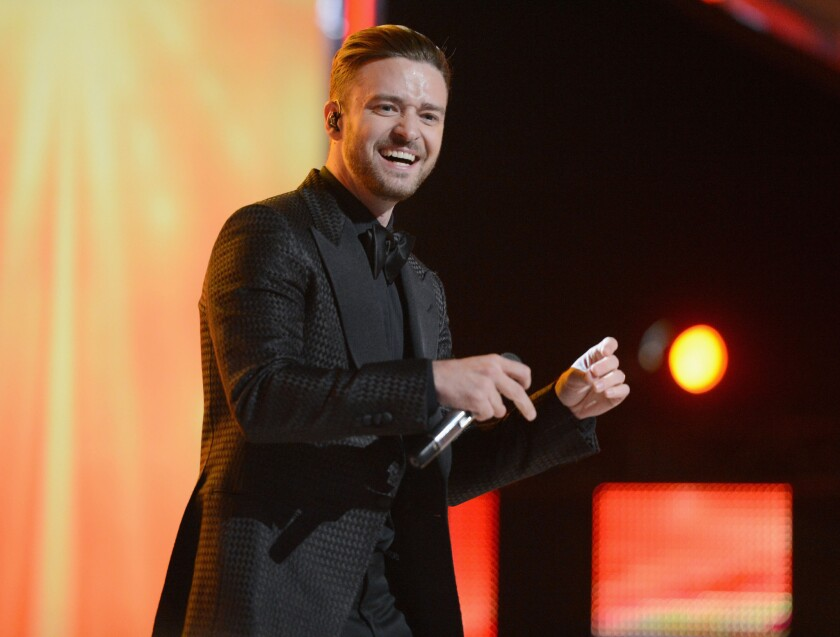 Justin Timberlake's 'The 20/20 Experience' leads 2013 album sales