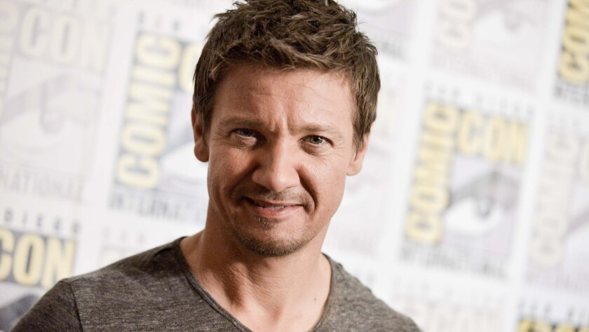 Jeremy Renner denies his ex-wife's allegations that he tried to kill her.