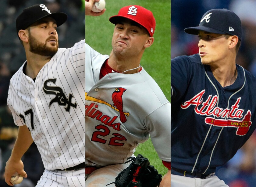 Jack Flaherty, Max Fried, Lucas Giolito make it the year of former Harvard-Westlake pitchers in MLB