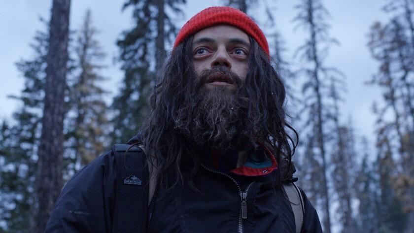 "Rami Malek in the film ""Buster's Mal Heart."""