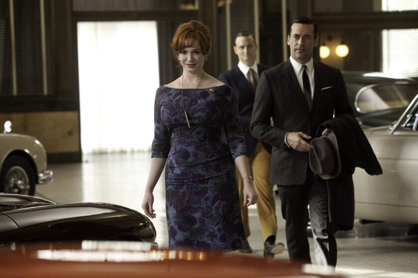 """The not so-good-old-days of the """"Mad Men"""" era."""