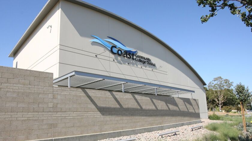 The Coast Community College District announced that it plans to keep classes online in the fall.