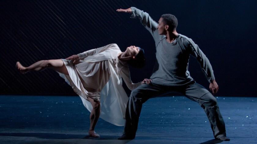 "Royal Swedish Ballet's ""Juliet and Romeo"""