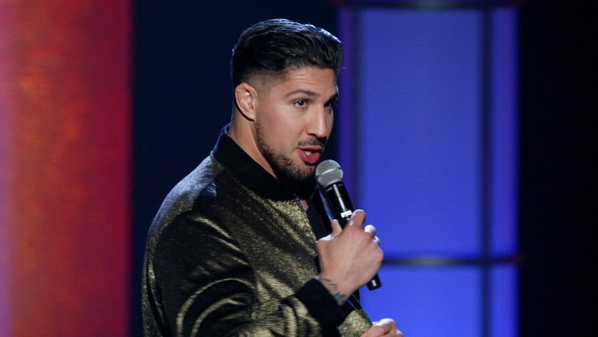 A photo of Brendan Schaub on Showtime