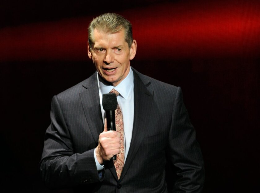WWE Chairman Vince McMahon's new network has angered DirecTV.