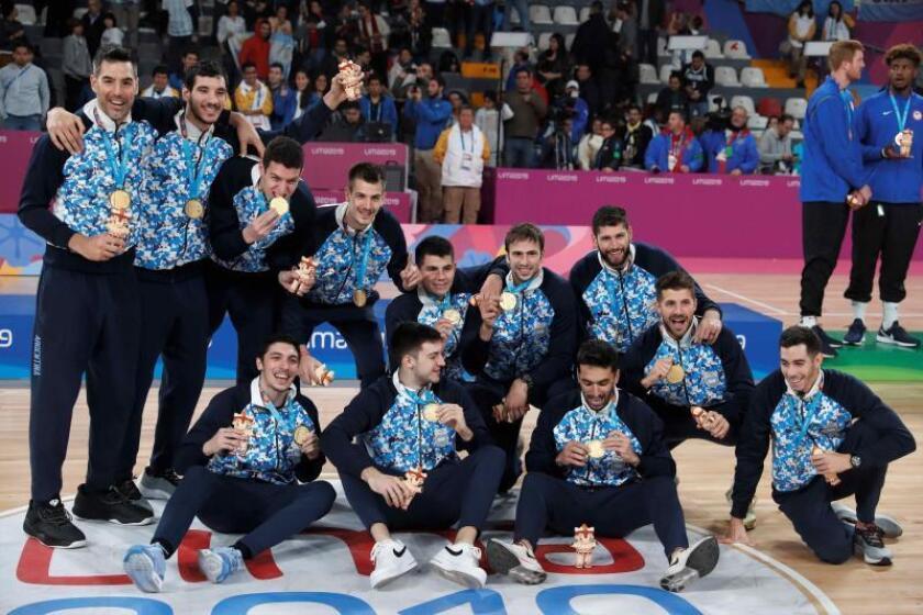 El oro panamericano aviva las ilusiones de Argentina para el Mundial de baloncesto