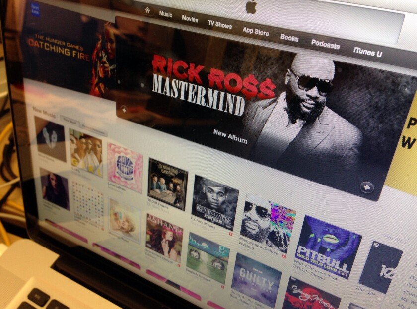 iTunes continues to grow in importance to Apple.