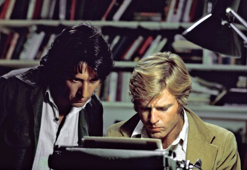 Review: 'All the President's Men Revisited' looks back in wonder