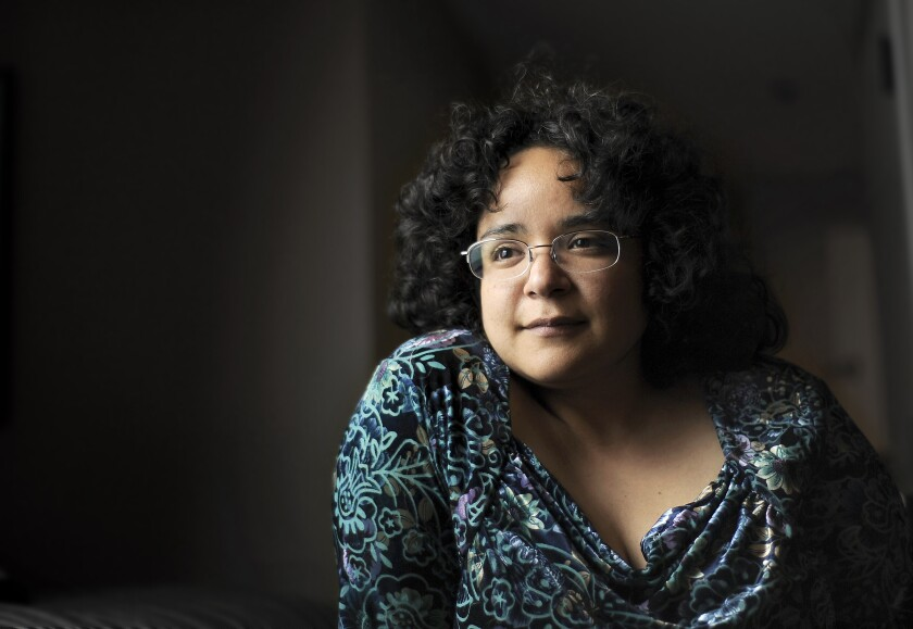 """""""My musical ability also helps me navigate my day-to-day life,"""" says acclaimed composer Gabriela Lena Frank."""
