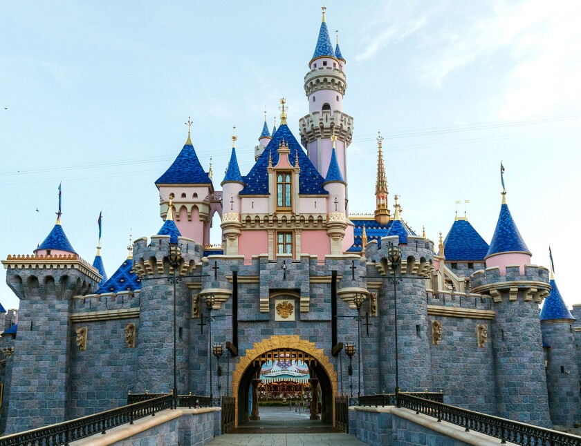 Sleeping Beauty Castle at Disneyland park is expected to reopen on May 24 with stunning enhancements.