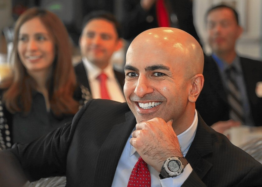 Kashkari, challenging Brown, seeks silver lining in TARP program