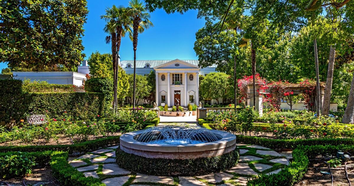 Legendary Bel-Air estate Casa Encantada lists for the highest price in America: $225 million