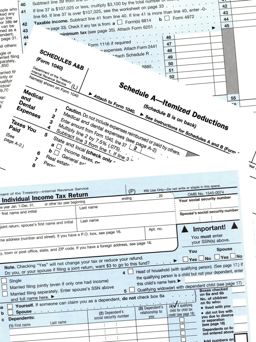 Money Talk: Why your W-4 forms are likely 'wrong' - Los