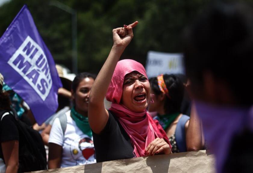 Alertan sobre los peligros de una falsa marcha feminista en Ciudad de México