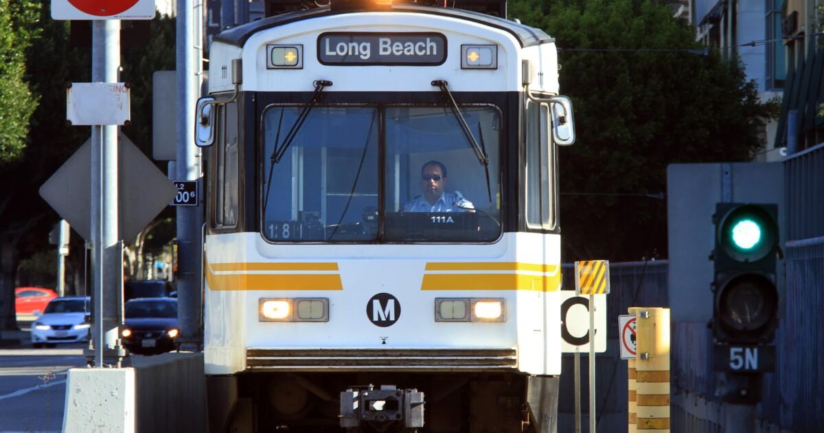U-Bahn-service zwischen Los Angeles und Long Beach wieder geöffnet